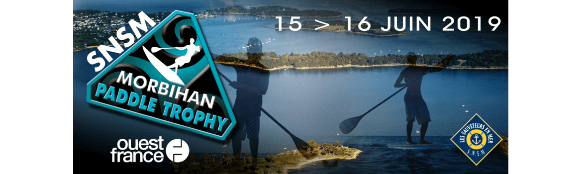 Morbihan Paddle Trophy – June 15 and 16, 2019