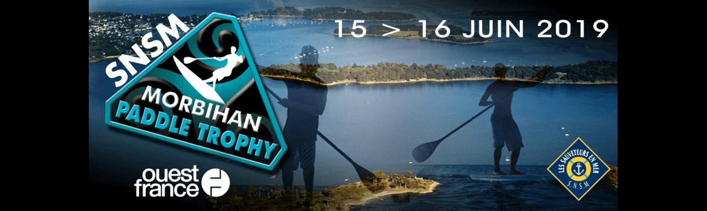Morbihan Paddle Trophy -15 et 16 juin 2019
