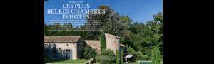 La Villa du Guern featured in Le Figaro